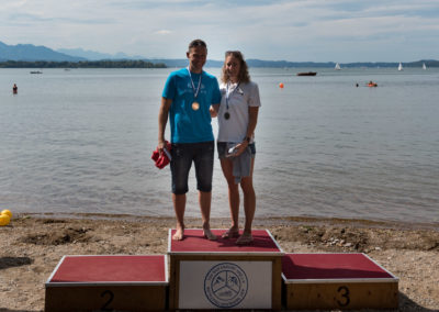Chiemsee Langstreckenschwimmen 2016