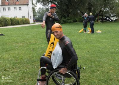 Chiemsee Langstreckenschwimmen 2017